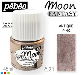 MOON Fantasy PEBEO 21 ANTIQUE PINK