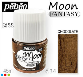 MOON Fantasy PEBEO 34 CHOCOLATE