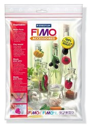 "Fimo Silikonová forma ""Vegetables"""