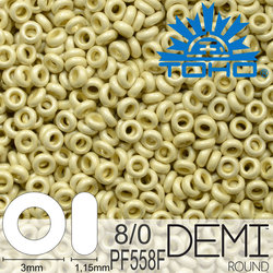 TOHO Demi Round 8-0 color PF558F