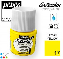 SETACOLOR Transparent 17 LEMON YELLOW