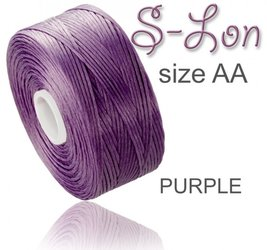 SUPERLON (S-LON) size AA PURPLE