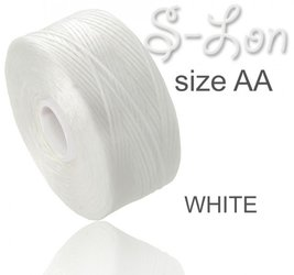 SUPERLON (S-LON) size AA WHITE