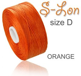 SUPERLON (S-LON) size D ORANGE