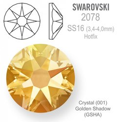 SWAROVSKI 2078 Hotfix SS16 Golden Shadow