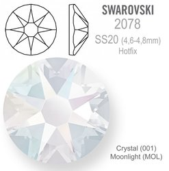 SWAROVSKI 2078 Hotfix SS20 Moonlight