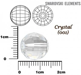 SWAROVSKI 5005 Chessboard Bead CRYSTAL 12mm
