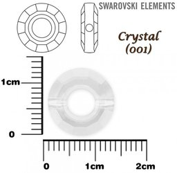 SWAROVSKI 5139 RING Bead CRYSTAL 12mm