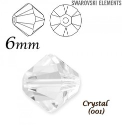 SWAROVSKI 5328 BEAD CRYSTAL  6mm