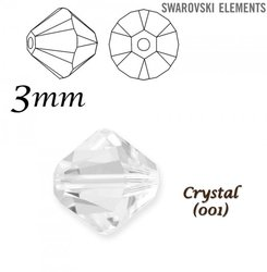 SWAROVSKI 5328 BEAD CRYSTAL 3mm
