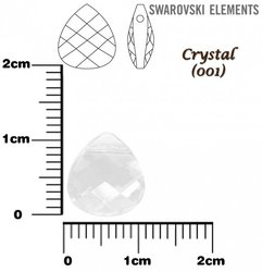 SWAROVSKI 6012 CRYSTAL 11mm