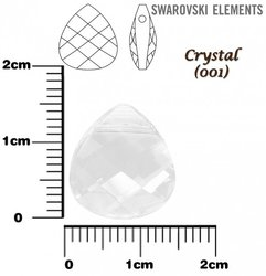 SWAROVSKI 6012 CRYSTAL 15mm