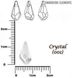SWAROVSKI 6015  CRYSTAL  13mm