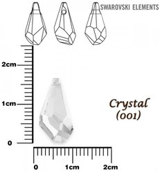 SWAROVSKI 6015 CRYSTAL 17mm