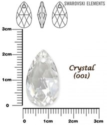 SWAROVSKI 6106 CRYSTAL  22mm