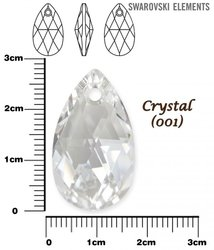 SWAROVSKI 6106 CRYSTAL  28mm