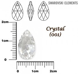 SWAROVSKI 6106 CRYSTAL 16mm