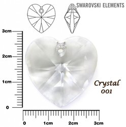 SWAROVSKI 6202 CRYSTAL 28mm