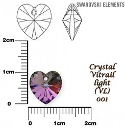 SWAROVSKI 6202 VITRAIL LIGHT 10x10mm