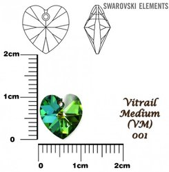 SWAROVSKI 6202 VITRAIL MEDIUM 10x10mm