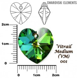 SWAROVSKI 6202 VITRAIL MEDIUM 18x17mm