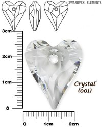 SWAROVSKI 6240 CRYSTAL  27mm