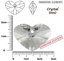 SWAROVSKI 6260 CRYSTAL  27mm