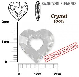 SWAROVSKI 6262 CRYSTAL  17mm