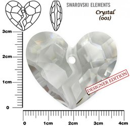 SWAROVSKI 6263 CRYSTAL 36mm