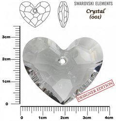 SWAROVSKI 6264 CRYSTAL 36mm