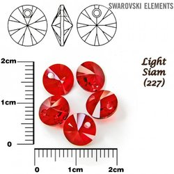 SWAROVSKI 6428 XILION LIGHT SIAM 8mm