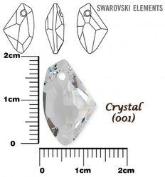 SWAROVSKI 6656 CRYSTAL 19mm