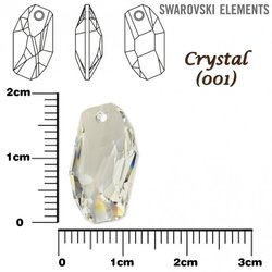 SWAROVSKI 6673 CRYSTAL 18mm