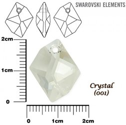 SWAROVSKI 6680 CRYSTAL 20mm