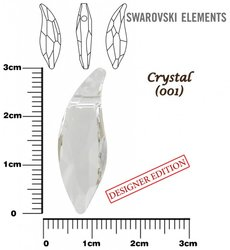SWAROVSKI 6904 CRYSTAL 30mm