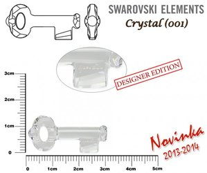 SWAROVSKI 6918 CRYSTAL 30mm
