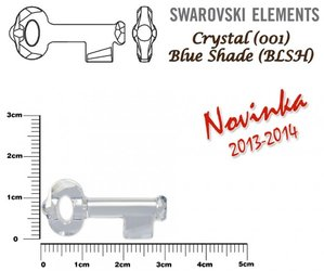SWAROVSKI 6919 BLUE SHADE 30mm