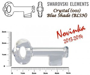 SWAROVSKI 6919 BLUE SHADE 50mm