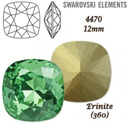 SWAROVSKI Fancy Stone 4470 ERINITE 12mm