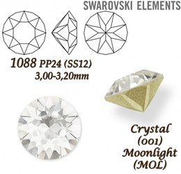 SWAROVSKI XIRIUS 1088 PP24 MOONLIGHT
