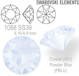 SWAROVSKI XIRIUS 1088 SS39 POWDER BLUE