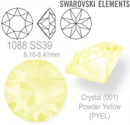 SWAROVSKI XIRIUS 1088 SS39 POWDER YELLOW