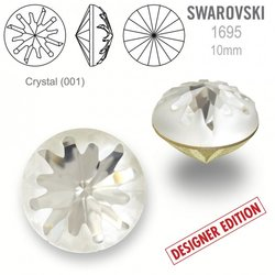 Swarovski 1695 Sea Urchin Round 10mm Crystal
