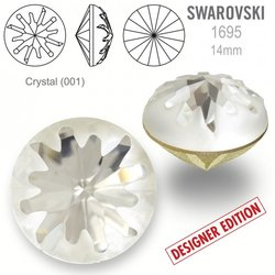 Swarovski 1695 Sea Urchin Round 14mm Crystal