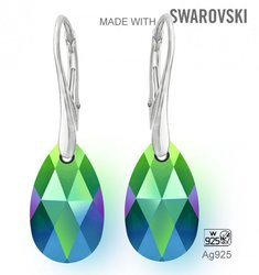 Náušnice sada Made with Swarovski 6106 Crystal (001)… 90f7f42f3c9