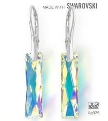 Náušnice sada Made with Swarovski 6465 Crystal (001) Aurore… 8cc3fae9e71