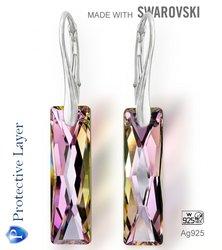 Náušnice sada Made with Swarovski 6465 Crystal (001)… d12766317cc