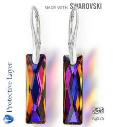 Náušnice sada Made with Swarovski 6465 Crystal (001)… 3db520a4a9a